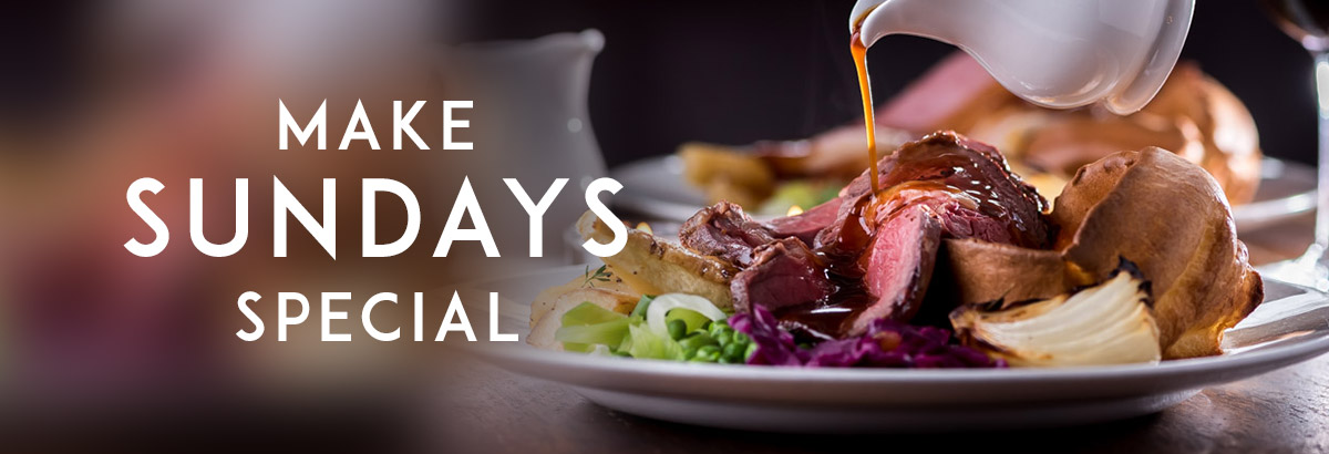 Special Sundays at The Railway