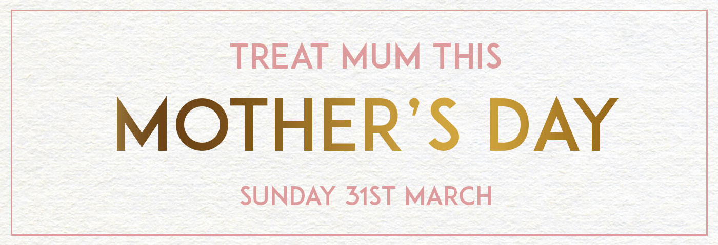 Mother's Day at The Railway